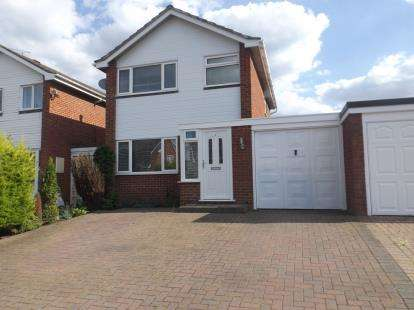 3 Bedrooms Link Detached House for sale in Callow Close, Stourport-On-Severn