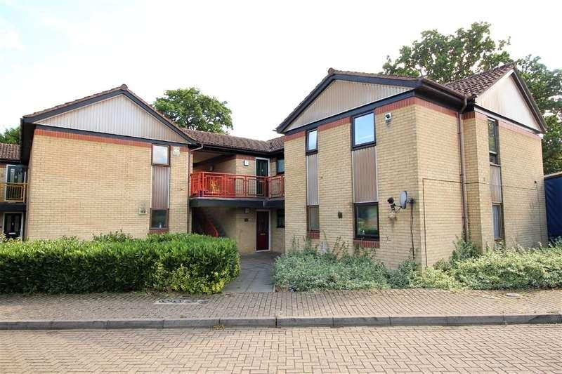 1 Bedroom Flat for sale in Gadebridge, Hemel Hempstead