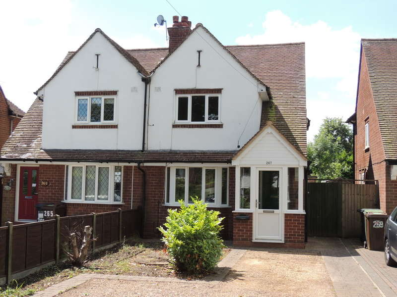 3 Bedrooms Semi Detached House for sale in Widney Road, Bentley Heath, Solihull
