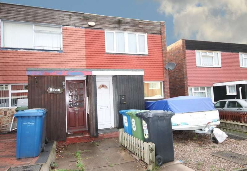 3 Bedrooms End Of Terrace House for sale in Kimberley, Wilnecote, Tamworth, B77 5LD