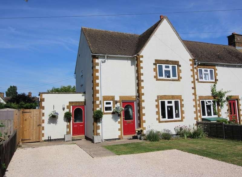 2 Bedrooms Semi Detached House for sale in Upper Tysoe, Warwickshire