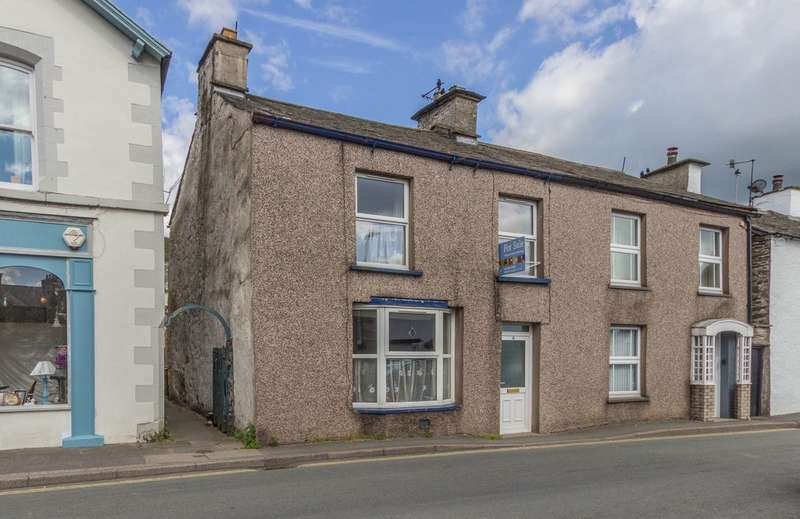 3 Bedrooms Semi Detached House for sale in 31 Main Street, Staveley