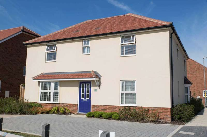 4 Bedrooms Detached House for sale in Park View, Castle Hill