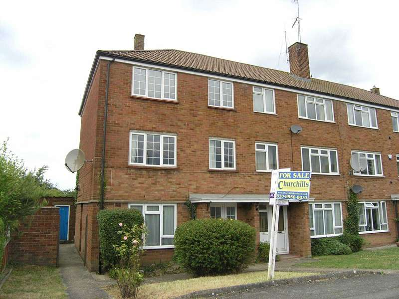 3 Bedrooms Maisonette Flat for sale in Bournehall Avenue, Bushey
