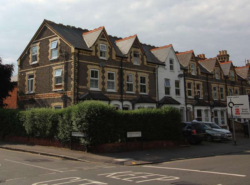 Block Of Apartments Flat for sale in Whitley Street, Reading