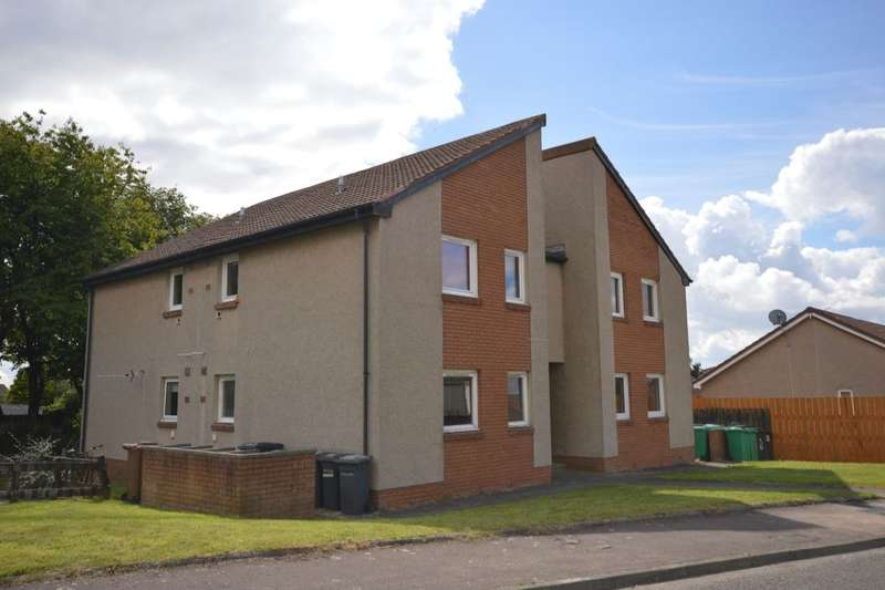 1 Bedroom Flat for sale in Morlich Court, Dalgety Bay, Dunfermline, KY11
