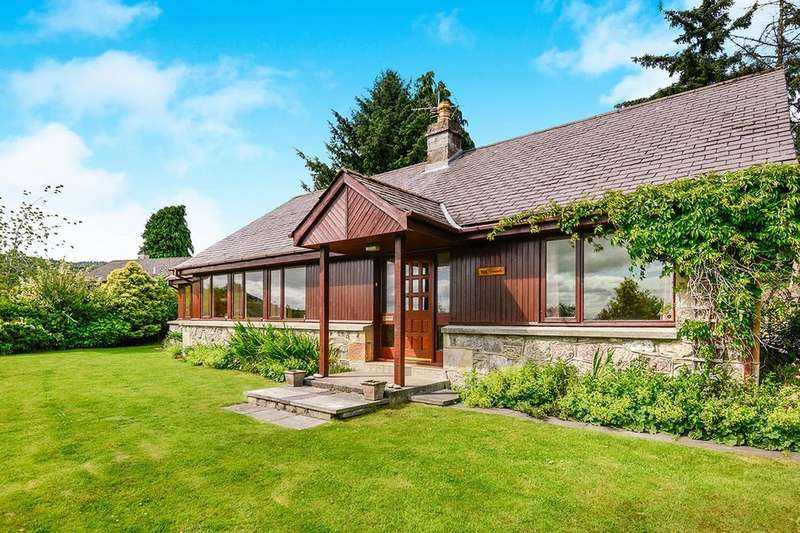 2 Bedrooms Detached Bungalow for sale in Alness, IV17