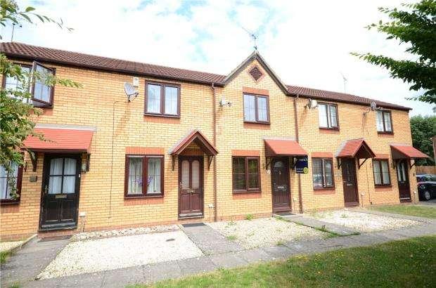 1 Bedroom Terraced House for sale in Seebys Oak, College Town, Sandhurst