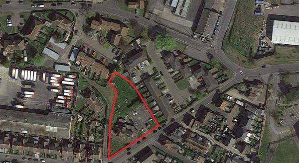 Land Commercial for sale in Development Site, Ashley Avenue, Folkestone