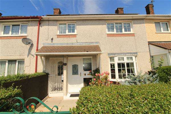 3 Bedrooms Terraced House for sale in Foscote Road, Kirkby