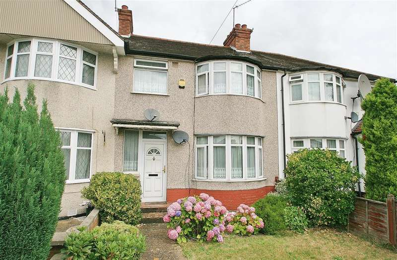 3 Bedrooms Terraced House for sale in South Hayes