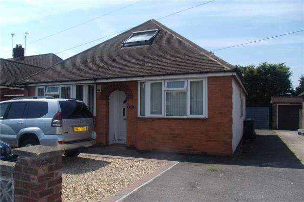 4 Bedrooms Detached Bungalow for sale in Ashcroft Road, Luton
