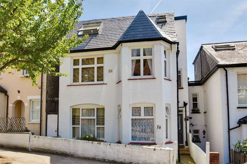 2 Bedrooms Flat for sale in Muswell Hill Place, Muswell Hill, London