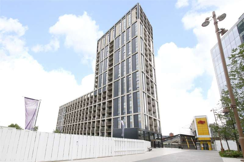 2 Bedrooms Apartment Flat for sale in Vita Apartments, 1 Caithness Walk, Croydon