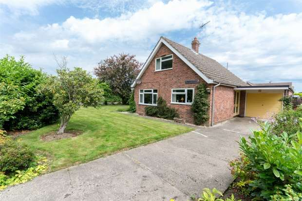 3 Bedrooms Detached House for sale in 1 Manor Close, Little Snoring