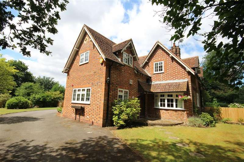 3 Bedrooms Semi Detached House for sale in Stanlake Lane, Twyford, RG10