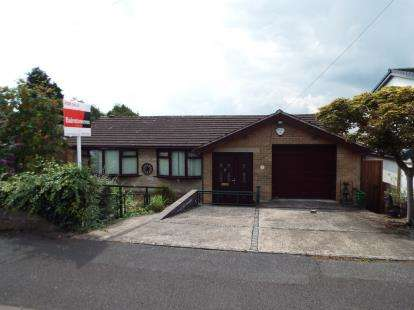 2 Bedrooms Bungalow for sale in Chestnut Ave, Ravenshead, Nottingham, Nottinghamshire