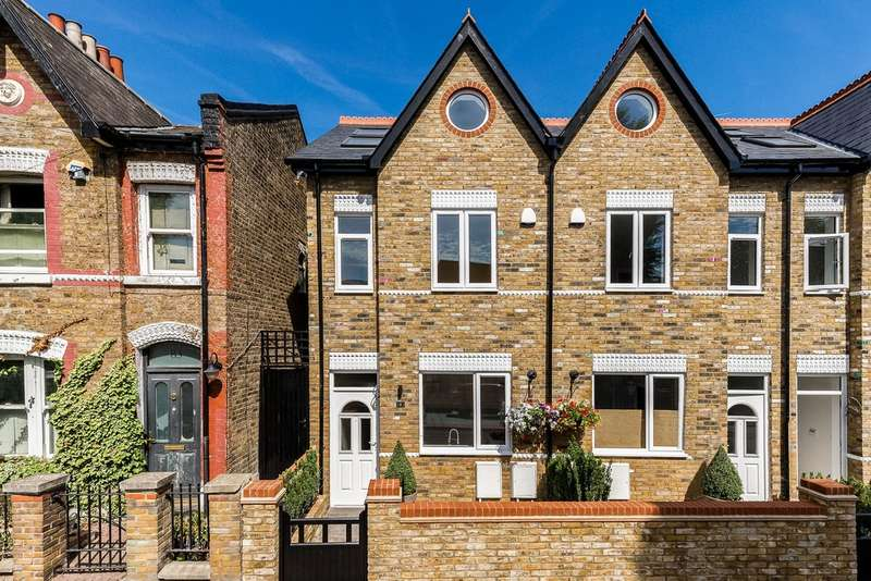 3 Bedrooms End Of Terrace House for sale in Stuart Road, Nunhead, SE15
