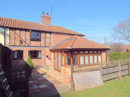 3 Bedrooms Semi Detached House for sale in Swannington, Norwich, Norfolk