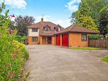 4 Bedrooms Detached House for sale in Coltishall, Norwich, Norfolk