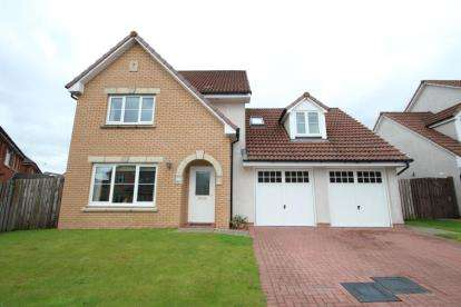 4 Bedrooms Detached House for sale in Callaghan Crescent, Eaglesham Gait, Jackton, South Lanarkshire