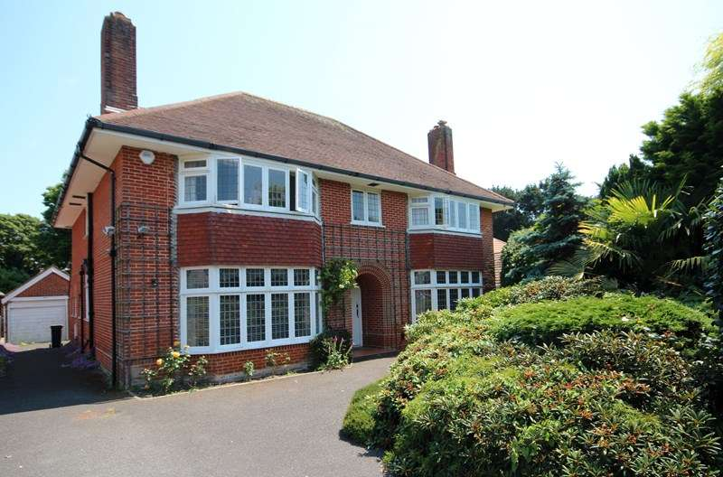 6 Bedrooms Detached House for sale in Stourwood Road, Southbourne, Bournemouth