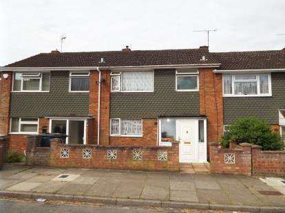 3 Bedrooms Terraced House for sale in Porlock Drive, Luton, Bedfordshire