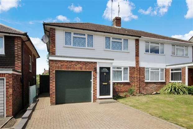 3 Bedrooms House for sale in Pipers Avenue, Harpenden