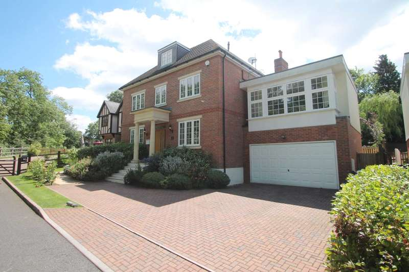 6 Bedrooms Detached House for sale in Sheethanger Lane, Felden