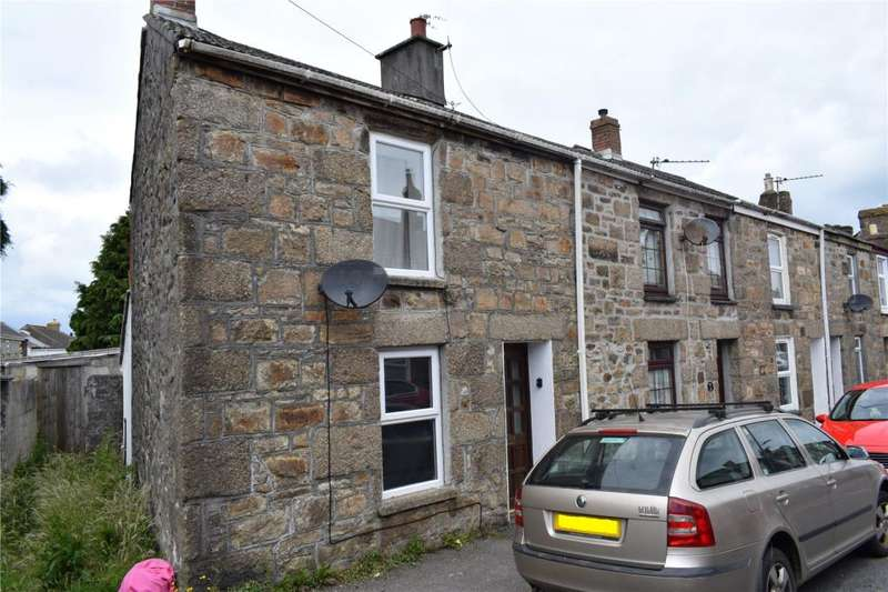 1 Bedroom End Of Terrace House for sale in Adelaide Street, Camborne, Cornwall