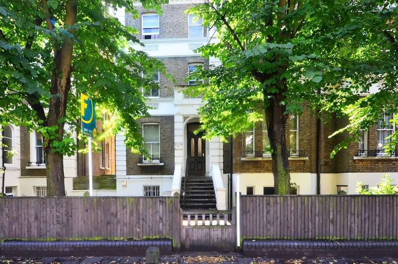 2 Bedrooms Flat for sale in North Side Wandsworth Common, Wandsworth Common, SW18