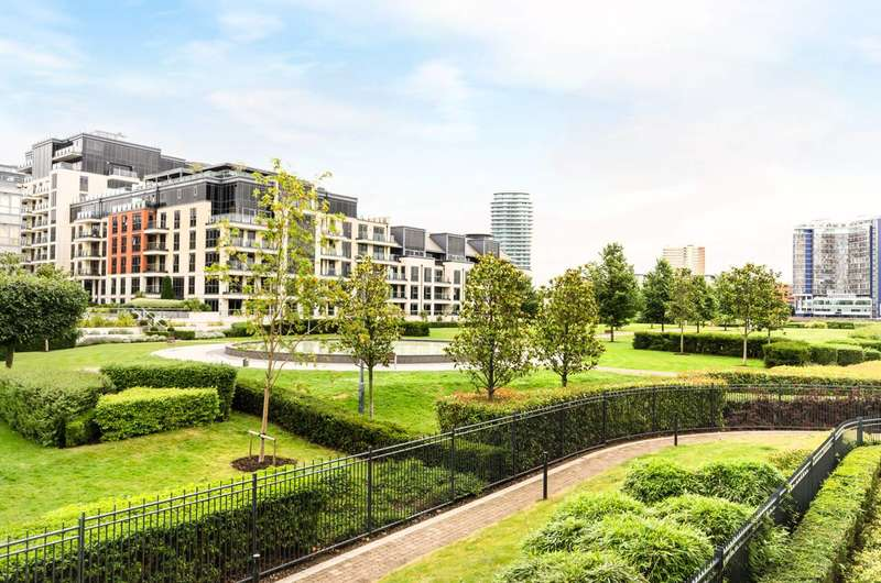 3 Bedrooms Flat for sale in Imperial Wharf, Fulham, SW6
