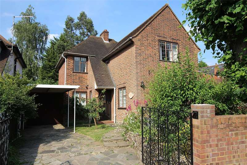 3 Bedrooms Detached House for sale in Grosvenor Road, St. Albans, Hertfordshire, AL1