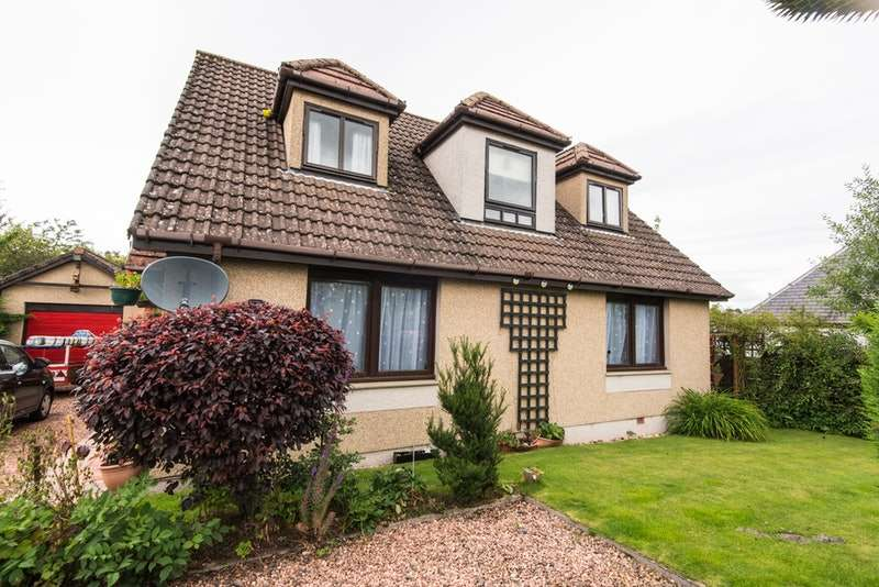4 Bedrooms Detached House for sale in osgiliath,main road, westmuir, kirriemuir, Angus, DD8