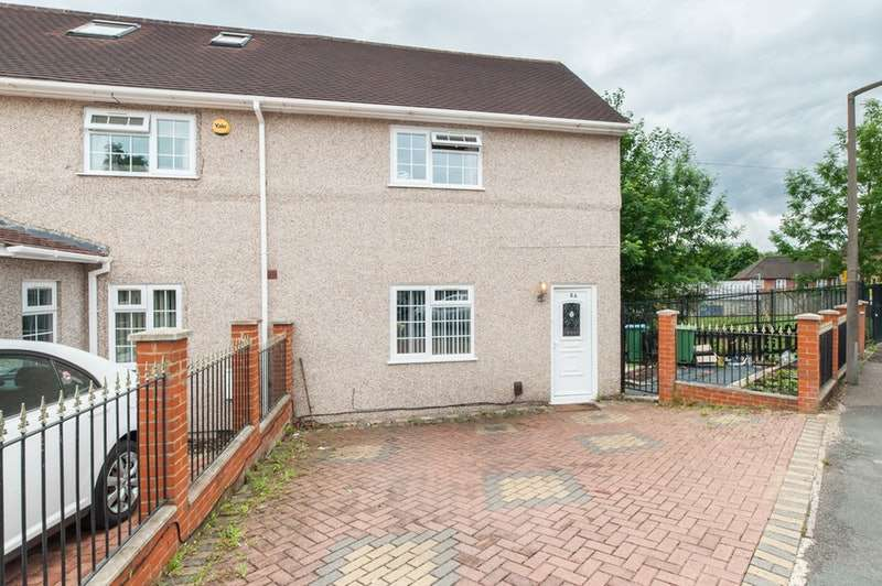 2 Bedrooms End Of Terrace House for sale in Chestnut Walk, Watford, Hertfordshire, WD24