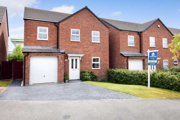 4 Bedrooms Detached House for sale in Lyons Drive, Allesley, Coventry, CV5