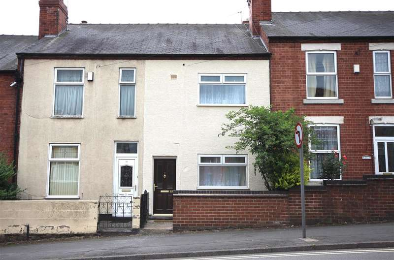 2 Bedrooms Terraced House for sale in Park Road, Ilkeston