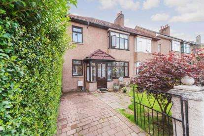 3 Bedrooms End Of Terrace House for sale in Churchill Drive, Broomhill, Glasgow