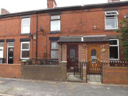 3 Bedrooms Terraced House for sale in Lever Street, Clock Face, St. Helens, Merseyside, WA9