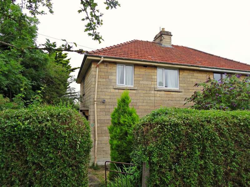 3 Bedrooms Semi Detached House for sale in Roundhill Grove, Southdown, Bath