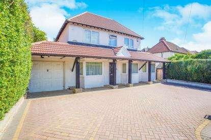 5 Bedrooms Detached House for sale in Oakwood Road, Bricket Wood, St. Albans, Hertfordshire