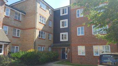2 Bedrooms Flat for sale in Webley Court, 3 Sten Close, Enfield
