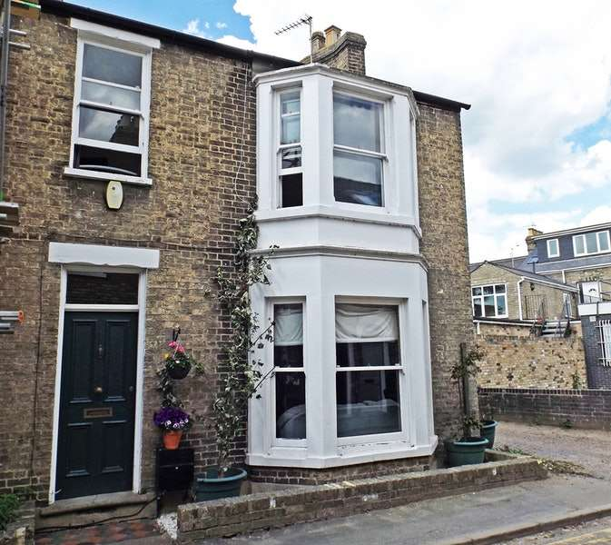 4 Bedrooms End Of Terrace House for sale in Trafalgar Road, Cambridge, Cambridgeshire, CB4