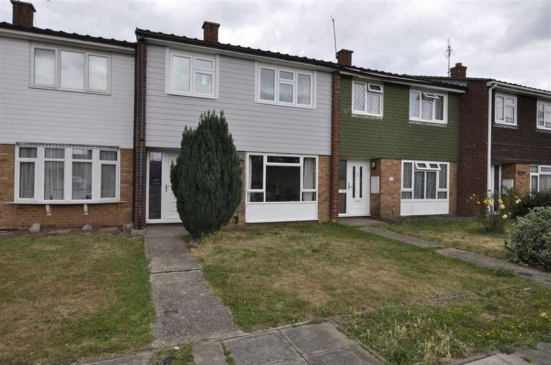 3 Bedrooms Terraced House for sale in Dorset Avenue, Chelmsford