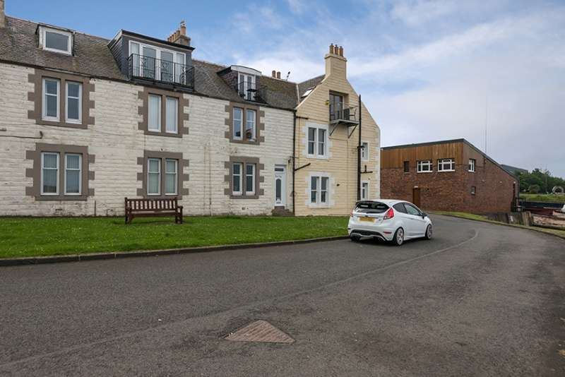 2 Bedrooms Flat for sale in West Harbour Road, Cockenzie, EH32 0HX