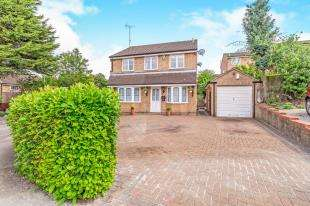 5 Bedrooms Detached House for sale in Highgrove Road, Chatham, Kent