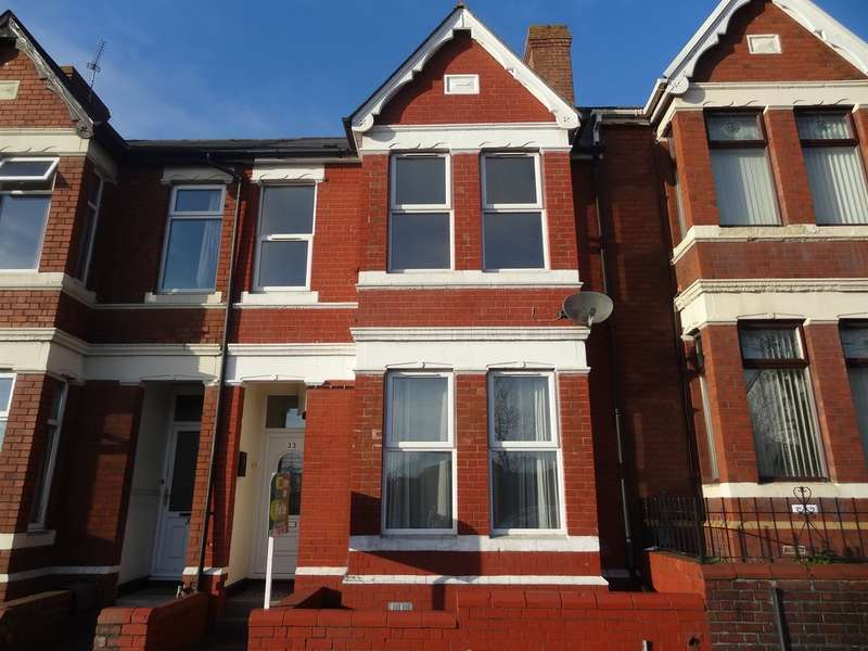 2 Bedrooms Terraced House for sale in Broad Street, Barry