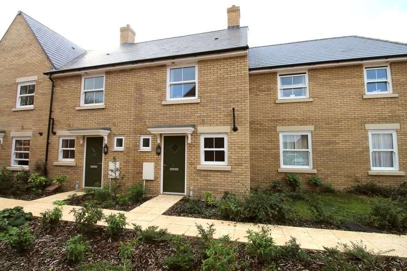 2 Bedrooms Property for sale in Avocet Road, Wixams, Bedford, MK42