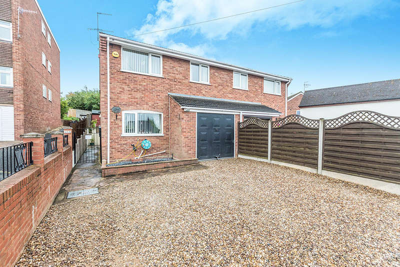 4 Bedrooms Semi Detached House for sale in Rainbow Hill, Worcester, WR3