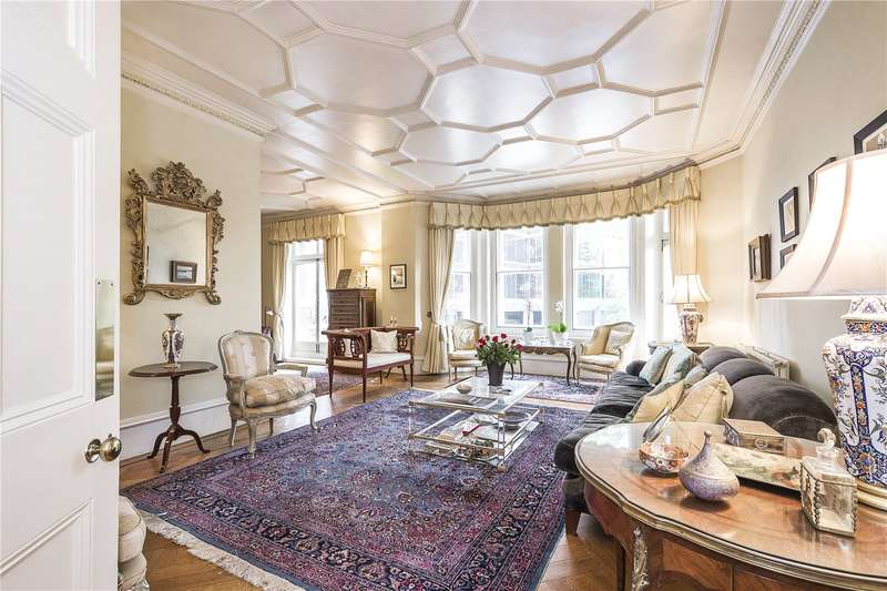 4 Bedrooms Flat for sale in Carlisle Place, London, SW1P